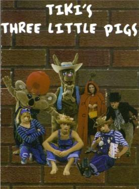 three little pigs parody
